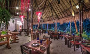 Emerald Amazonico Restaurant