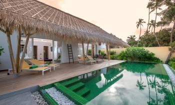 Emerald Family Beach Villa