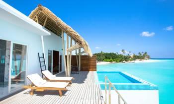 Emerald Water Villa Pool