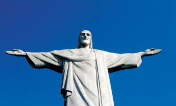 Statue of Christ the Redeemer Rio