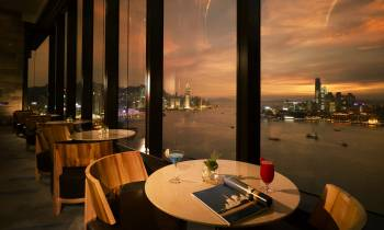 Harbour Club Lounge