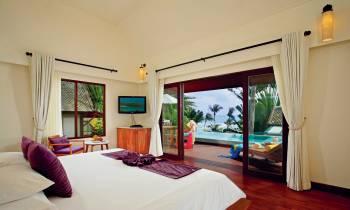 Deluxe Pool Villa Ocean View