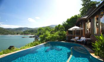 SV Pool Villa Suite