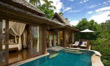 Sea View Pool Villa Suite