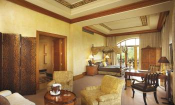 King Suite main bedroom