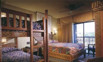 Savannah View Bunk Room