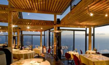 Restaurant at Post Ranch Inn