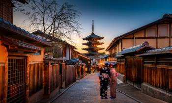 Japan UNESCO travel destination