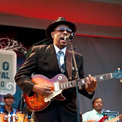 Chicago Blues Festival, Chicago, Illinois