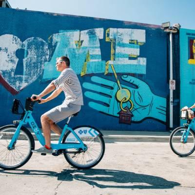 Bike Tour, Chicago, Illinois