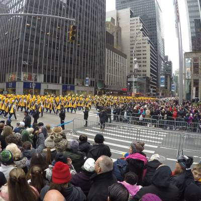 Macy's Thanksgiving Parade, New York