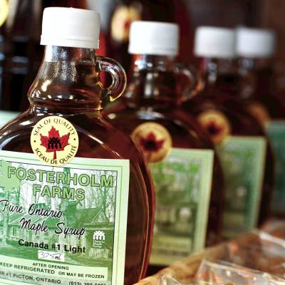 Niagara Maple Syrup