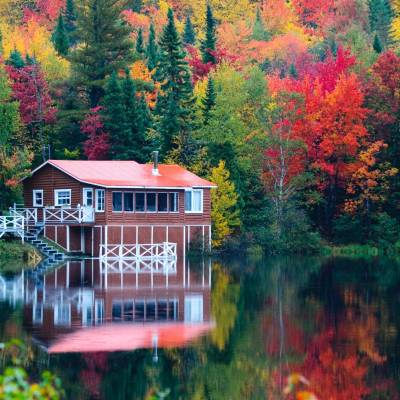 Charlevoix Fall Colours