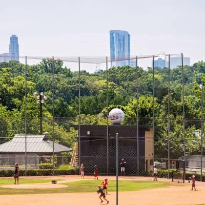 Chastain Park Baseball Fields