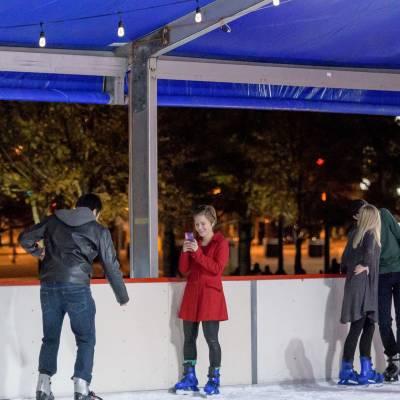 Ice Rink Centennial Olympic Park