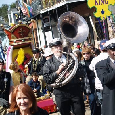 New Orleans Mardi Gras