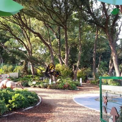 Rory Meyers Childrens Adventure Garden