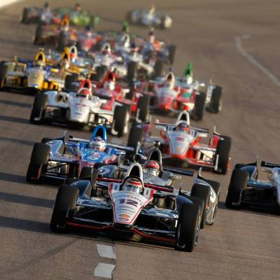 IndyCar at Texas Motor Speedway