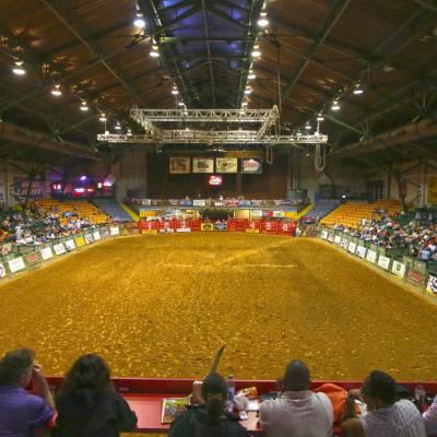 Stockyards Championship Rodeo Arena