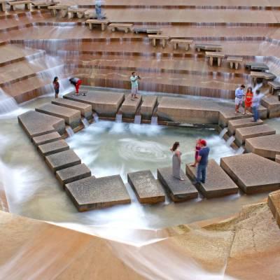 Water Gardens Active Pool