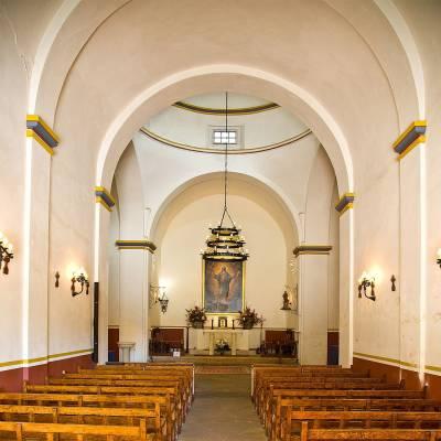 Mission Concepcion Sanctuary