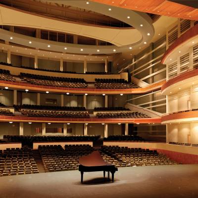 Long Center for the Performing Arts, Dell Hall