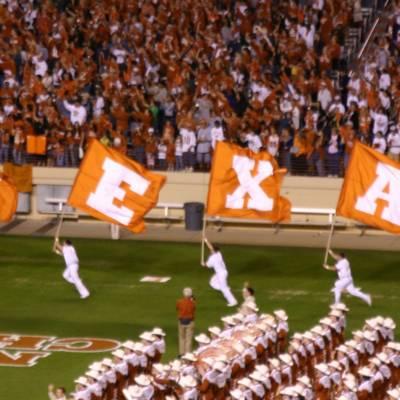 The University of Texas Football