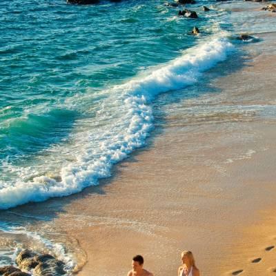 Beach in Los Cabos