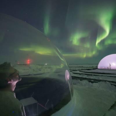 Northern Lights Churchill Cr Alex de Vries