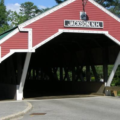 Covered Bridge, Jackson