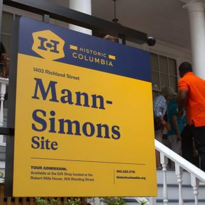 Mann-Simons House