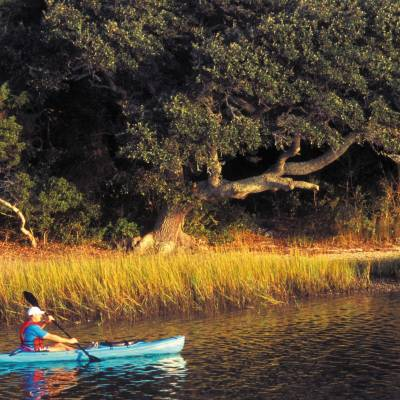 Sea Kayaking in the Outer Banks
