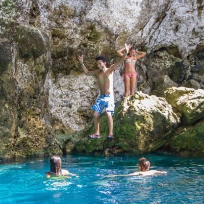 Scape Park Cap Cana Hoyo Azul