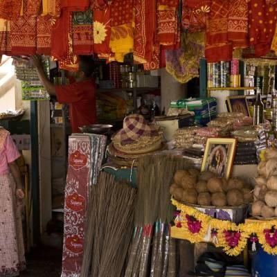 Traditional Market, Mauritius