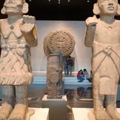 Anthropology Museum Mexicio City