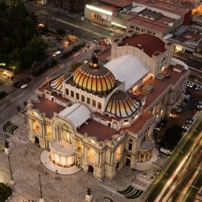 Bellas Artes Museum Mexico City Mexico Mexico Tourism Board CFoto Ricardo Espinosa reo