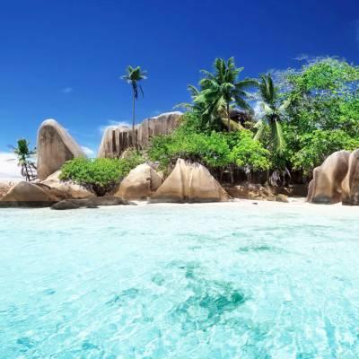 Anse Source d Argent Beach, Seychelles