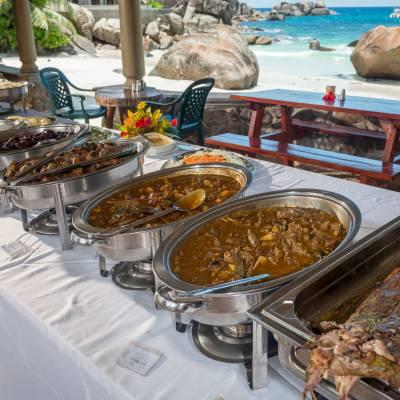 Creole Food, Seychelles