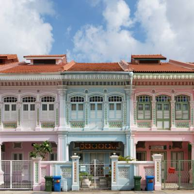 Shophouses in Katong