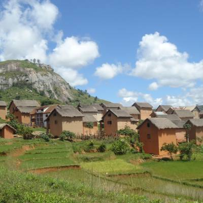 Hillside villages