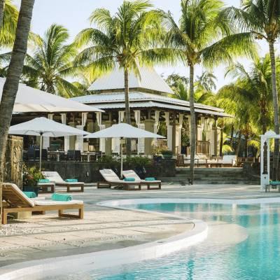 Paradise Cove swimming pool