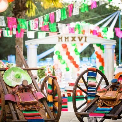 Mexican carts