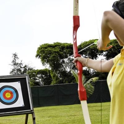 Heritage Awali archery