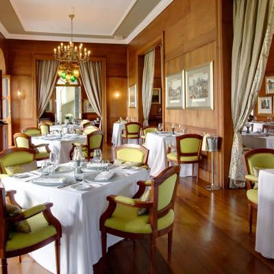 Chateau restaurant