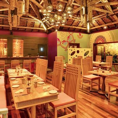 Zafarani restaurant