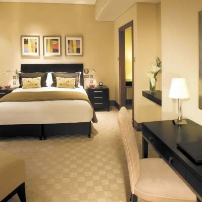 Shangri-La Residences Bedroom