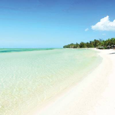 Bel Ombre Beach at Heritage Le Telfair