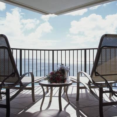 Resort Deck View