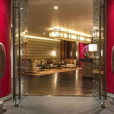 Hai Tien Lo Main Entrance