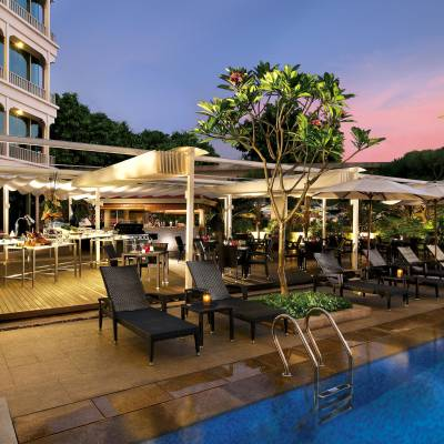 Cocobolo Poolside Bar and Grill